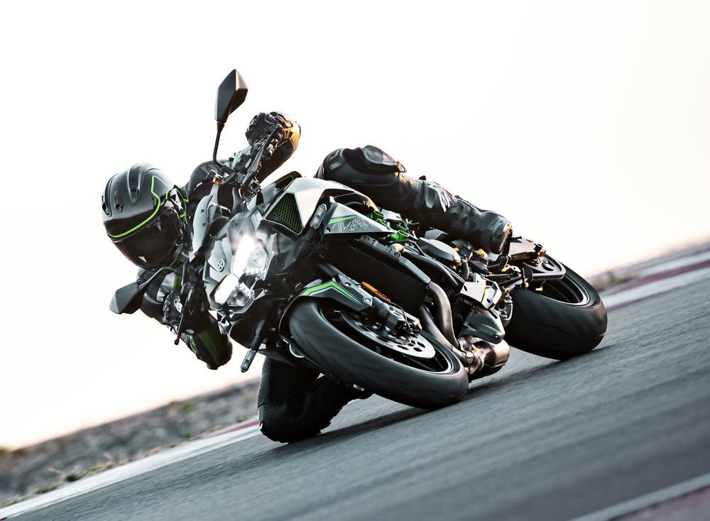 Llega la bestial Kawasaki Z H2 ¿Quieres conocerla? (image)