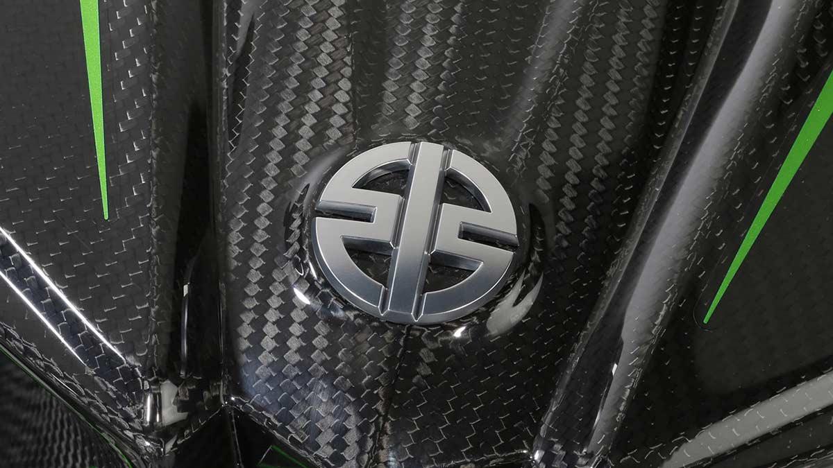 Kawasaki Motors estrena logo y anuncia nuevos productos y objetivos (image)