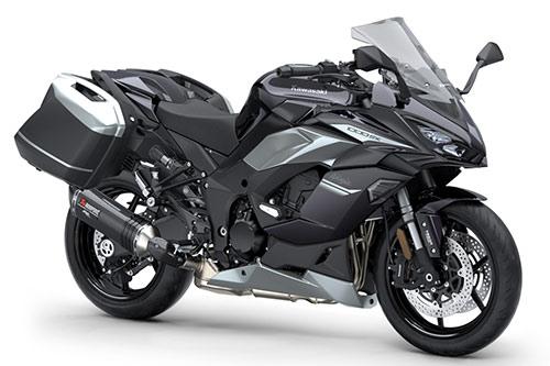kawasaki ninja 1000sx performance tourer 2022 03