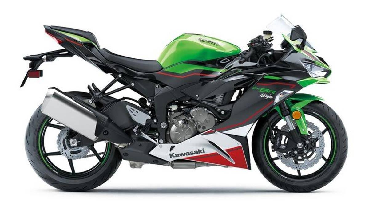 Kawasaki Ninja ZX-6R KRT Edition: novedades supersport 2021 (image)