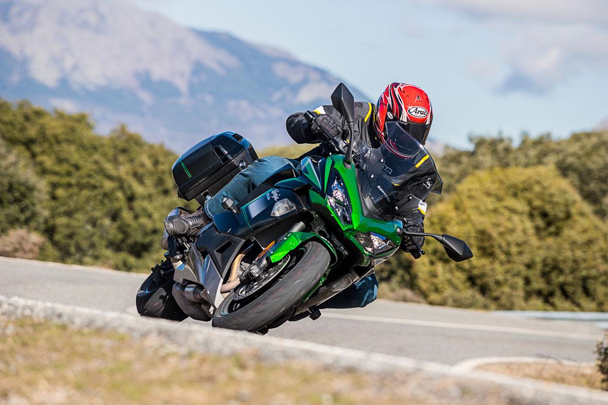 Prueba Kawasaki Ninja 1000 SX Tourer Performance SE 2021 (image)