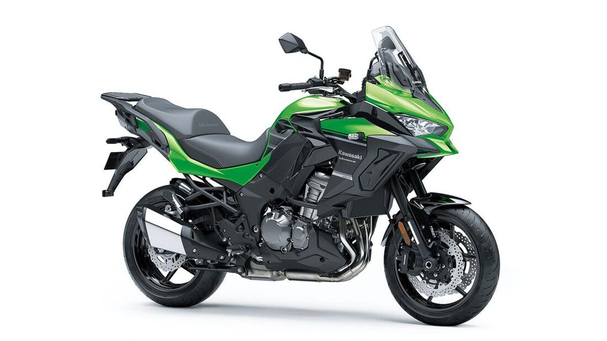 Kawasaki Versys 1000 2022: El regreso de la versión básica (image)