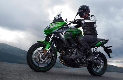 Kawasaki Versys 650 2017