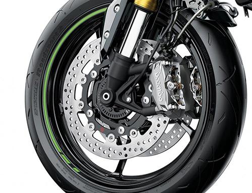 Kawasaki Z 900 SE 2022 06