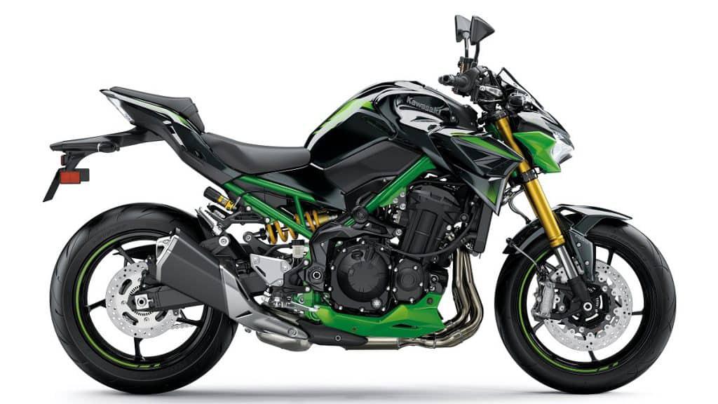 Kawasaki Z 900 SE 2022 07