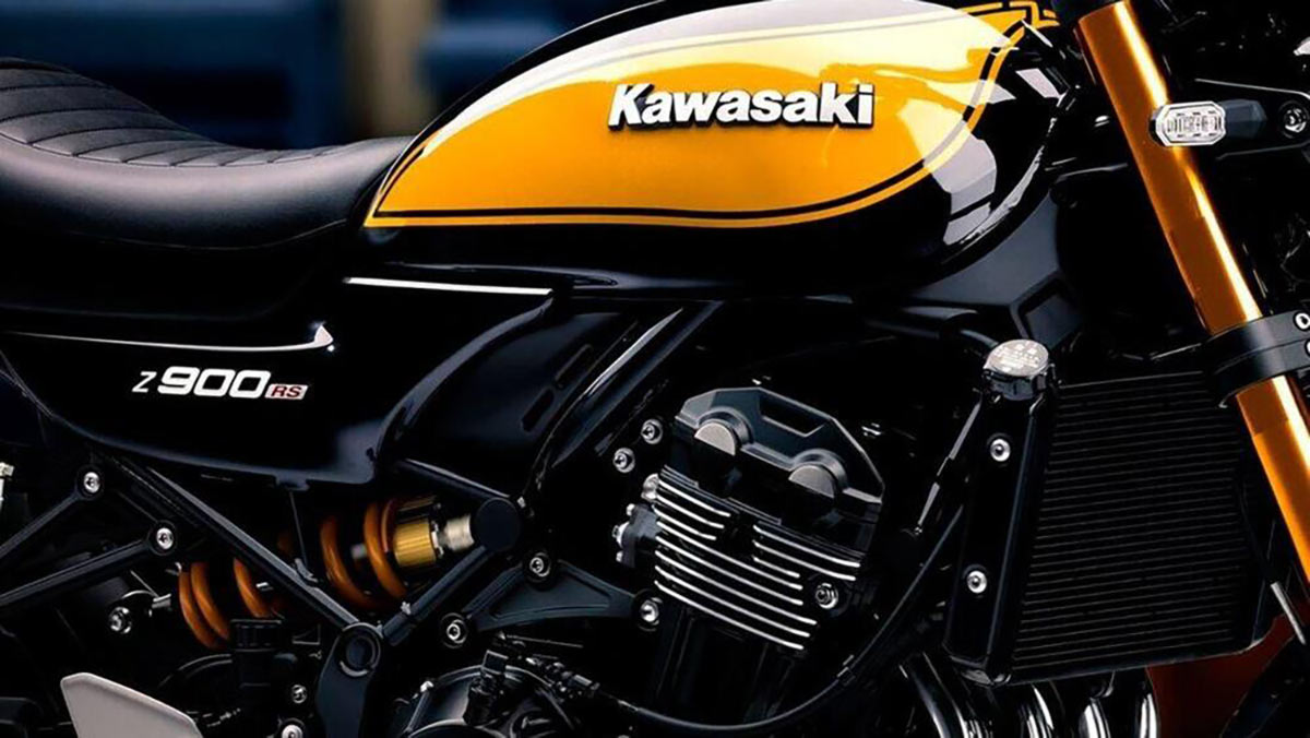 Kawasaki Z900RS SE 2022: tributo a medio siglo de la Z1   (image)