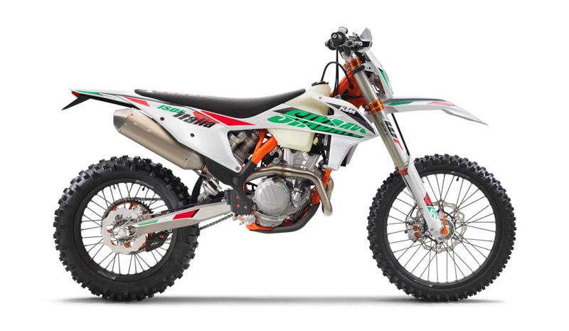 KTM 350 EXC F SIX DAYS 2021