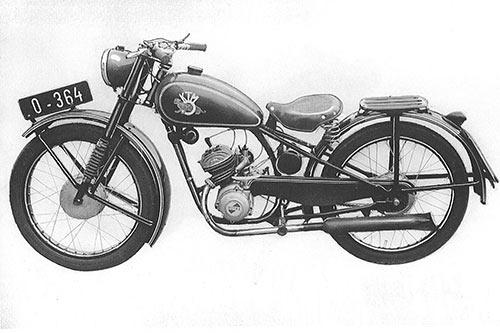 KTM R 100
