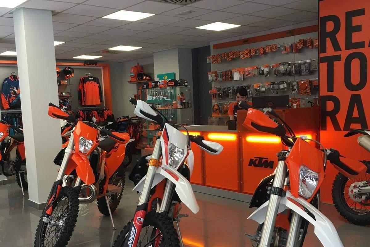 KTM Secomoto reabre en el centro de Madrid (image)