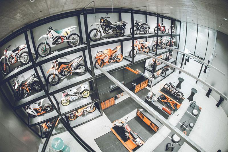 museo ktm motohall inauguracion noticia 1