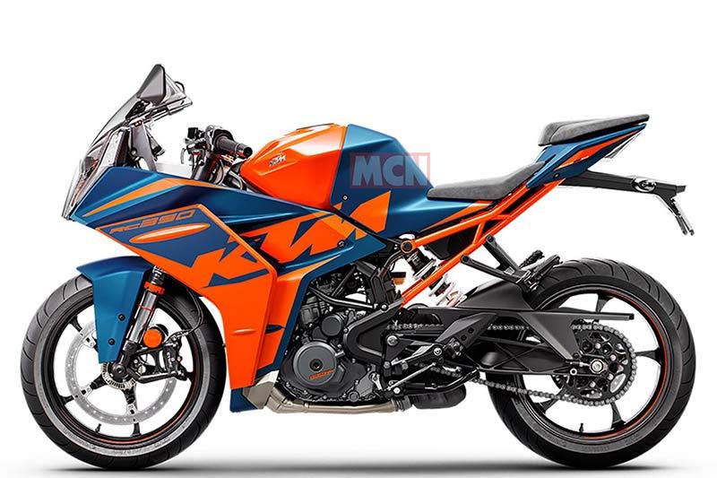 KTM RC390 2022 05