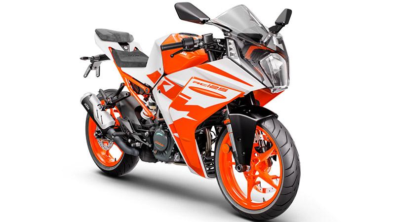KTM RC 125 2022 05