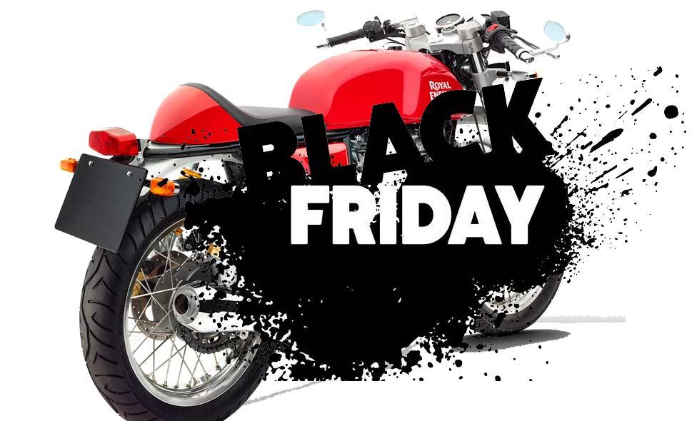 """El """"Black Friday"""" llega a las motos, no pierdas la oportunidad (image)"""