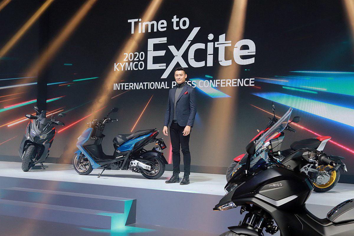 Revolución Kymco 2021: cuatro scooters de presente y futuro (image)