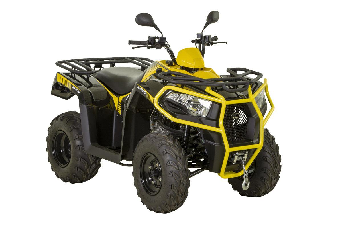 El Kymco MXU 300 ya tiene precio (image)