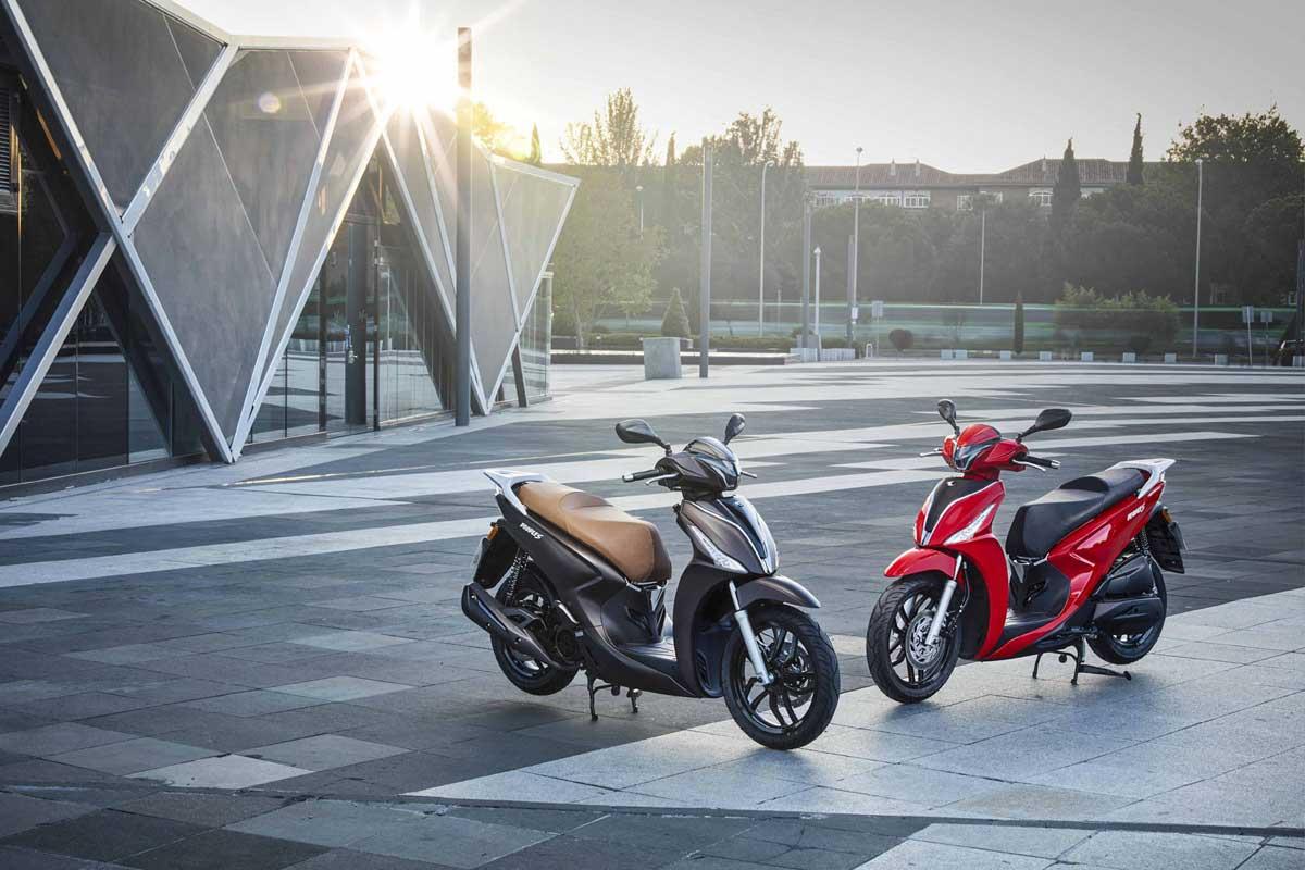 Kymco prorroga 6 meses la garantía de sus scooters (image)
