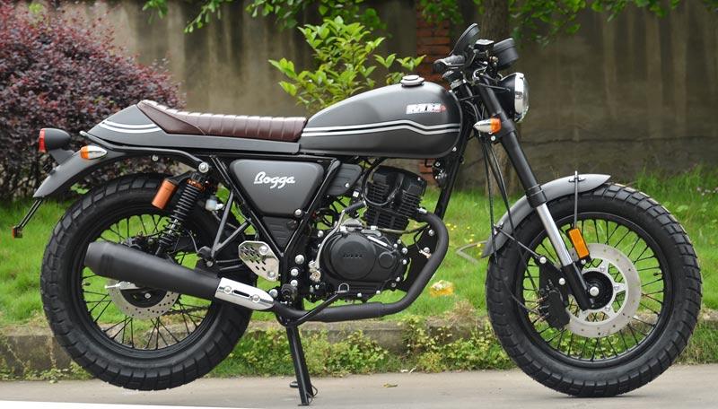 MH Motorcycles presenta la Bogga 125 (image)