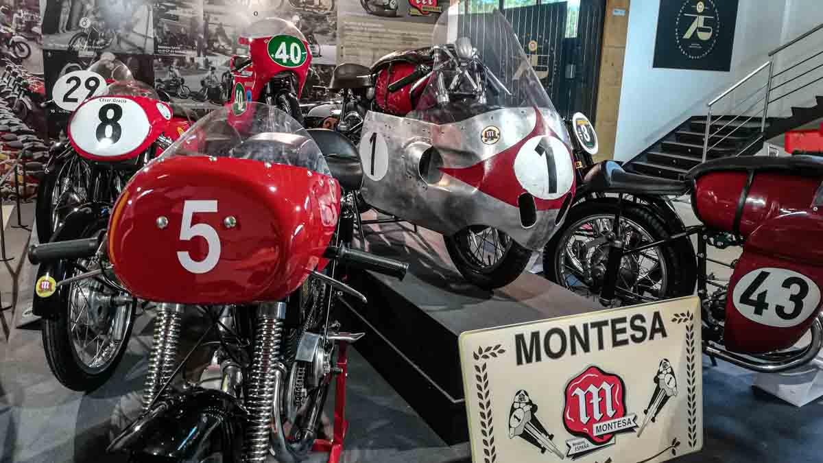 Un día para el recuerdo en 'Montesa, 75 años de una aventura irrepetible' (image)