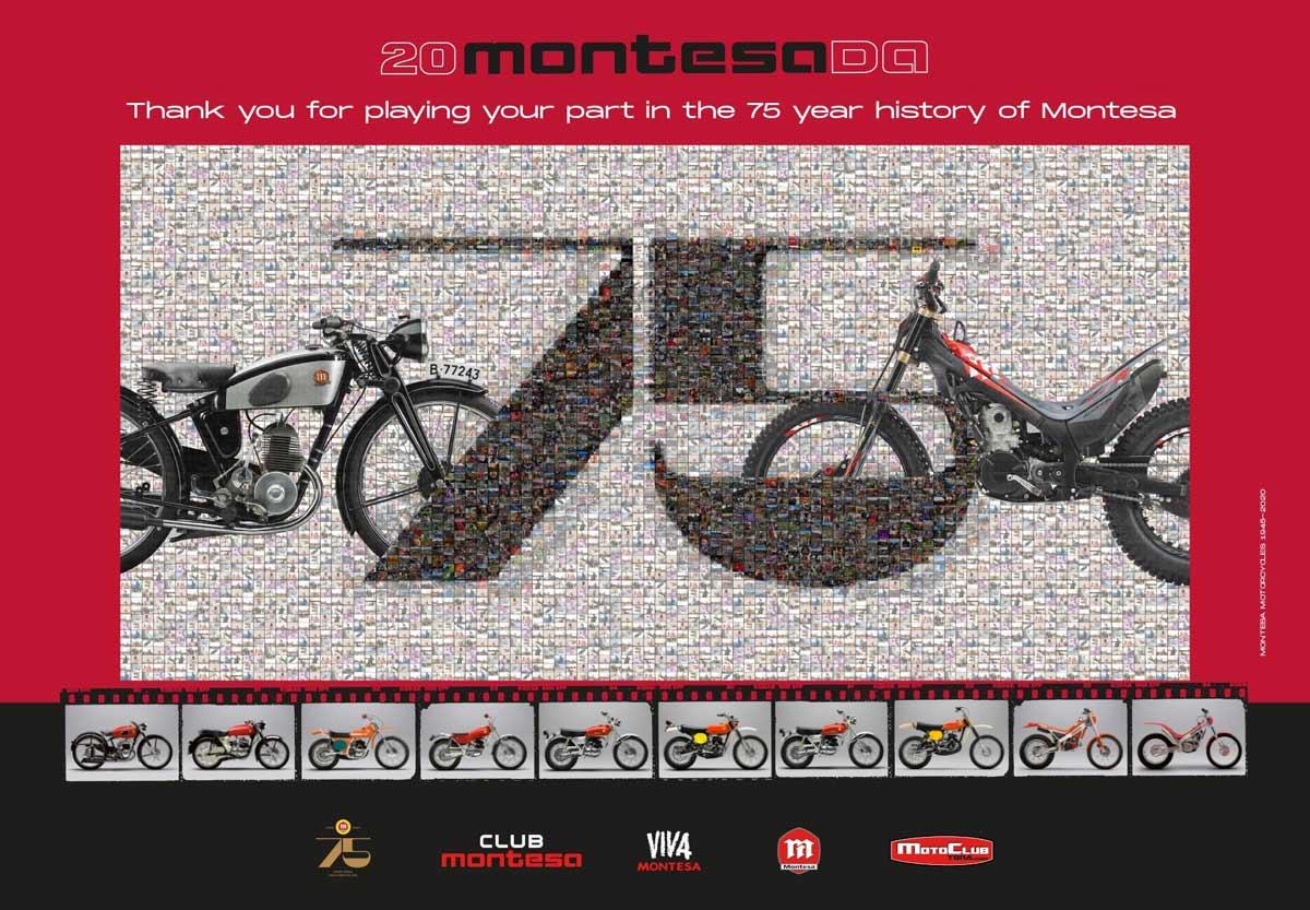 Éxito de la Montesada online 2020 (image)