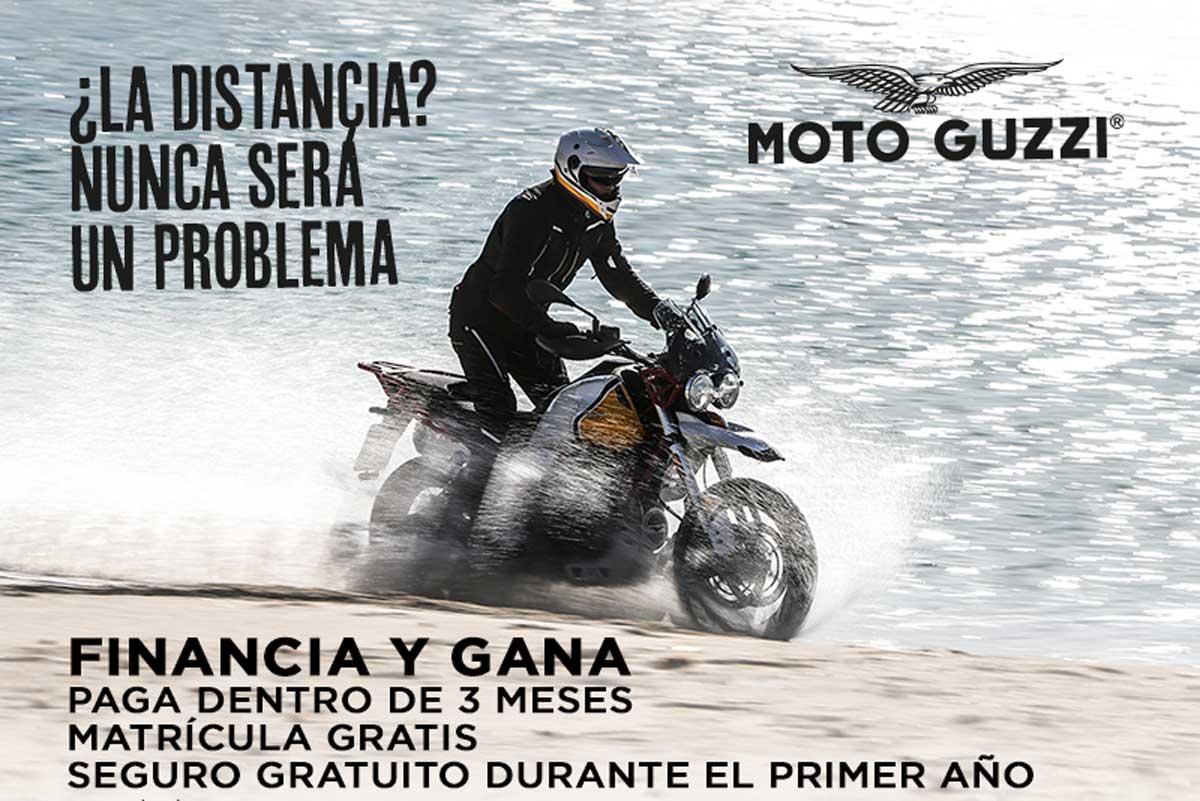 Llévate una Moto Guzzi ahora, ya pagarás dentro de tres meses (image)