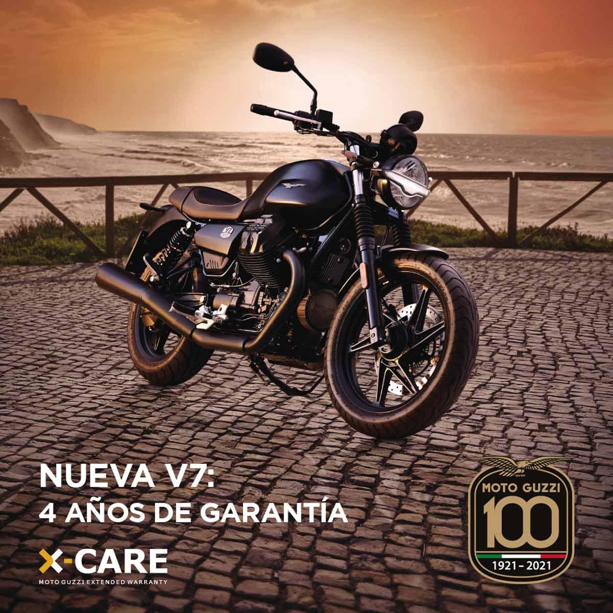 Más garantía para las Moto Guzzi (image)