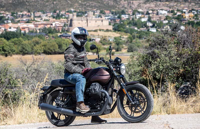 moto guzzi v7 iii stone 2020 prueba estaticas 06