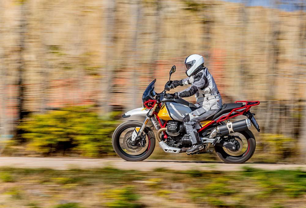 Prueba Moto Guzzi V85 TT (image)