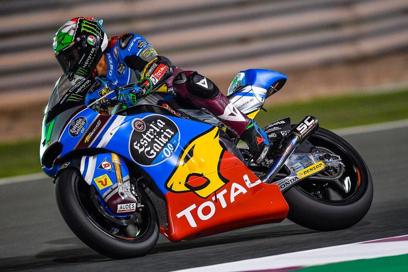 Moto2 GP de Qatar 2017: primera victoria de Morbidelli (image)