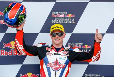 Moto2 GP de España: Lowes no da opción y Rins sube al podio (image)