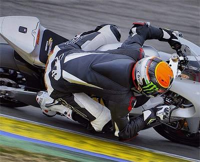 Test Moto2 Valencia: Rabat marca el ritmo (image)