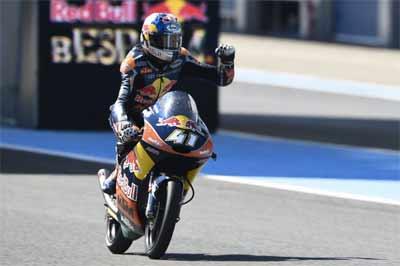 Moto3 Gran Premio de Italia: Binder en estado de gracia (image)