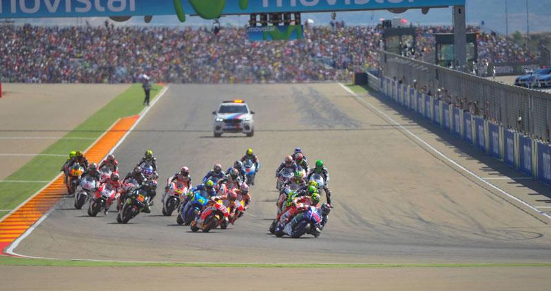 MotoGP 2016 GP de Aragón: horarios y cómo verlo en TV (image)