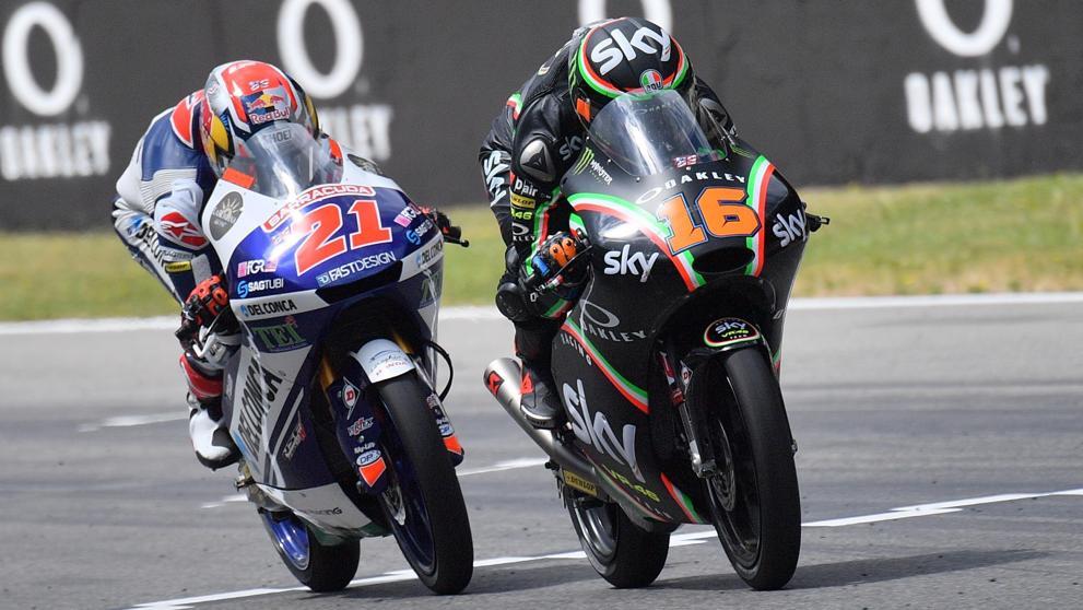 GP Italia 2017 Moto3: Migno se corona en Mugello (image)