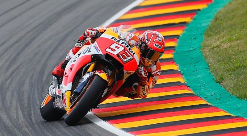 GP Alemania MotoGP 2017: victoria y liderato para Marc Márquez (image)