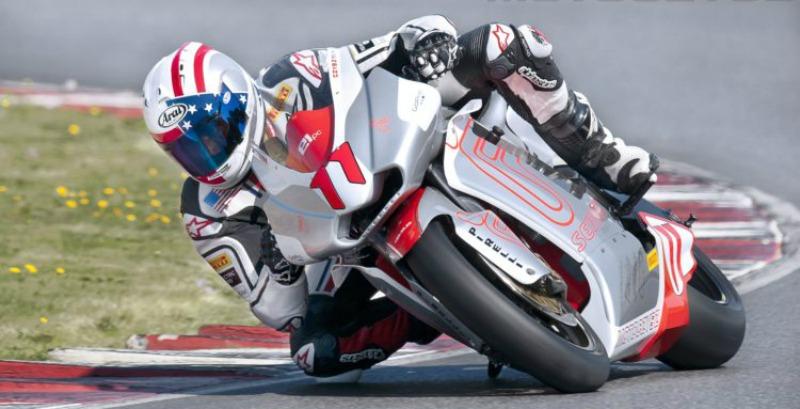 Las motos eléctricas irrumpirán en MotoGP en 2019 (image)
