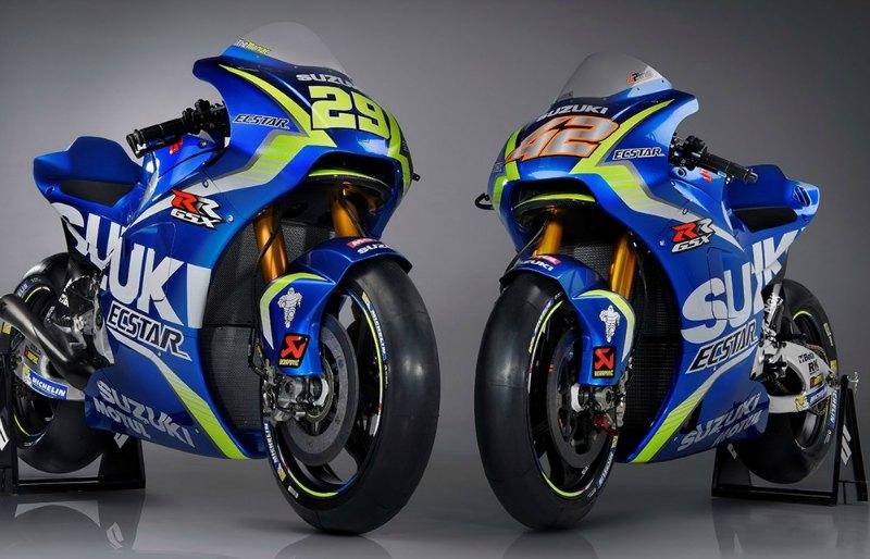 Así es la Suzuki GSX-RR 2017 de MotoGP (vídeo) (image)