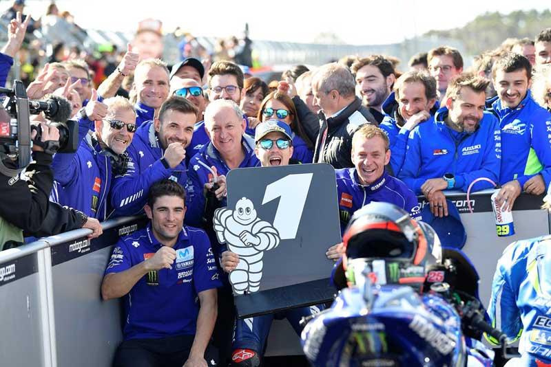 GP Australia 2018 MotoGP: Viñales resucita y Bautista deslumbra (image)