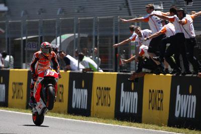 GP de España (Jerez): Márquez, cuatro de cuatro (image)