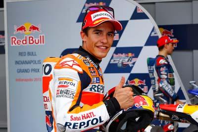 Parrilla MotoGP Indianapolis: Honda al ataque, Lorenzo al acecho (image)