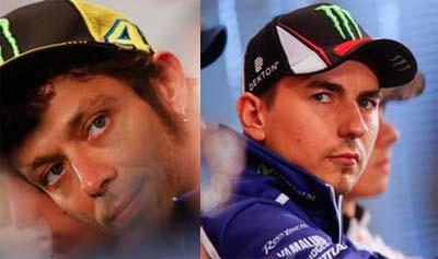 MotoGP Valencia - Rossi vs Lorenzo: dos yamahas y un segundo (image)