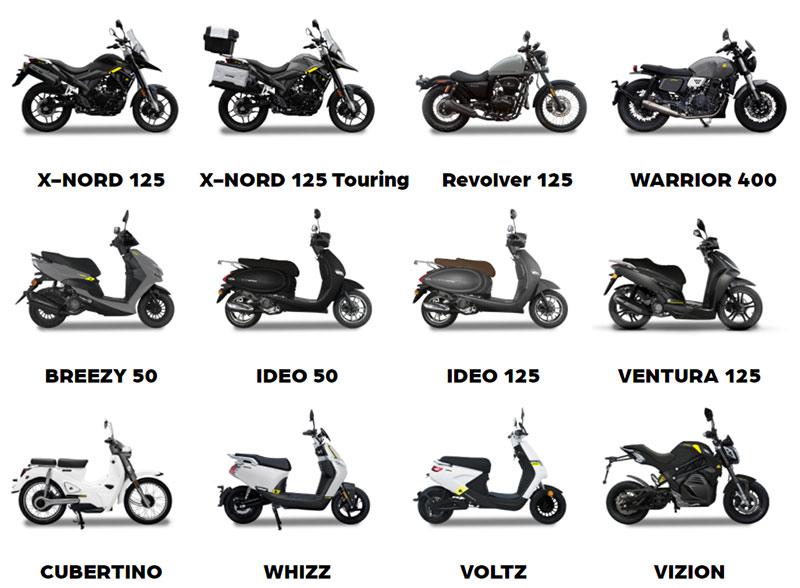 mototron motorcycles 2021