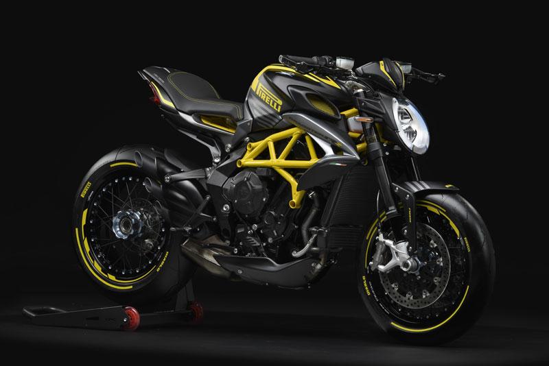 MV Agusta Dragster 800 RR Pirelli (image)