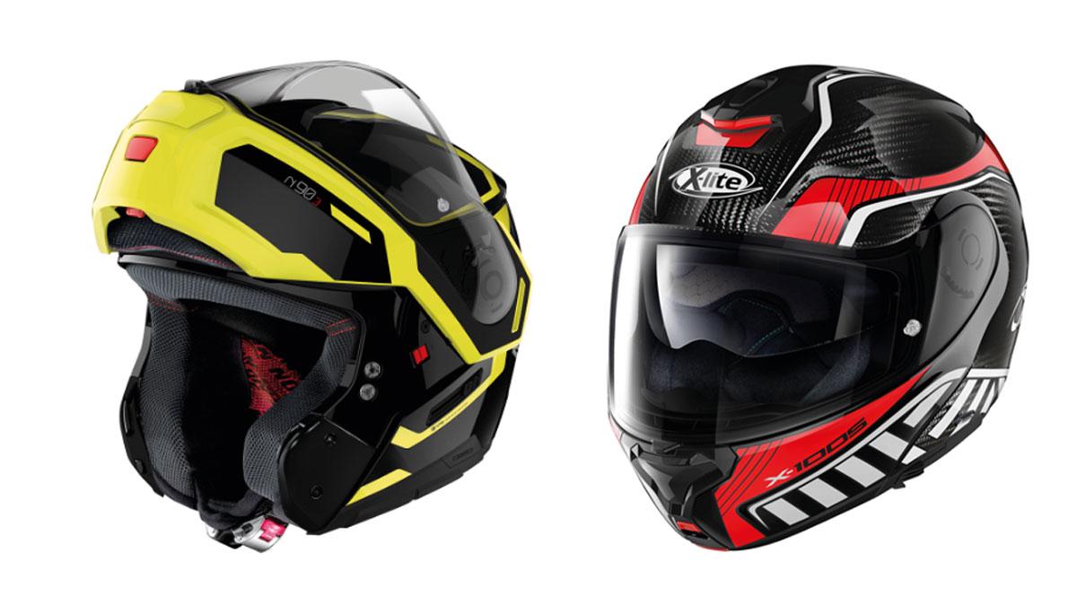 Nolan N90-3 y X-lite X-1005: los nuevos cascos modulares para 2021 (image)