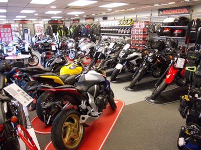 Las ventas de motocicletas siguen creciendo en Europa (image)