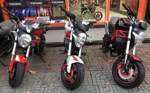 ducati monster 110 vietnam 6