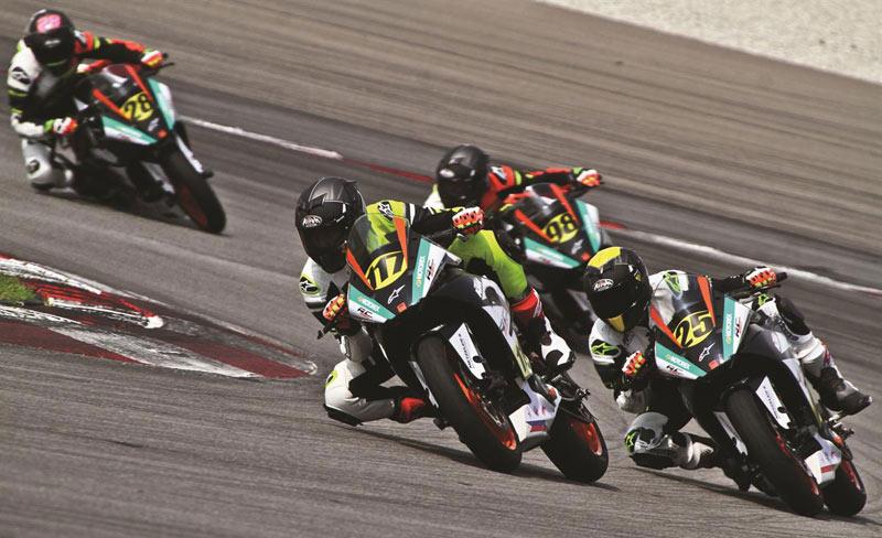 ktm customer racing service