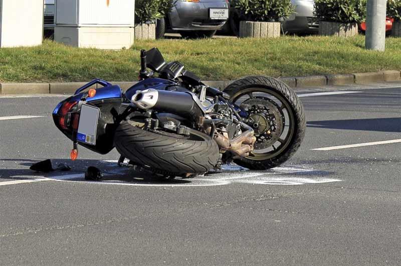 La importancia del atestado en un accidente de moto (image)