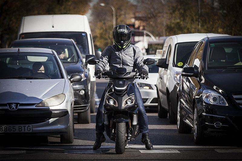 Protocolo Contaminación: ¿puedo usar mi moto en Madrid? (image)