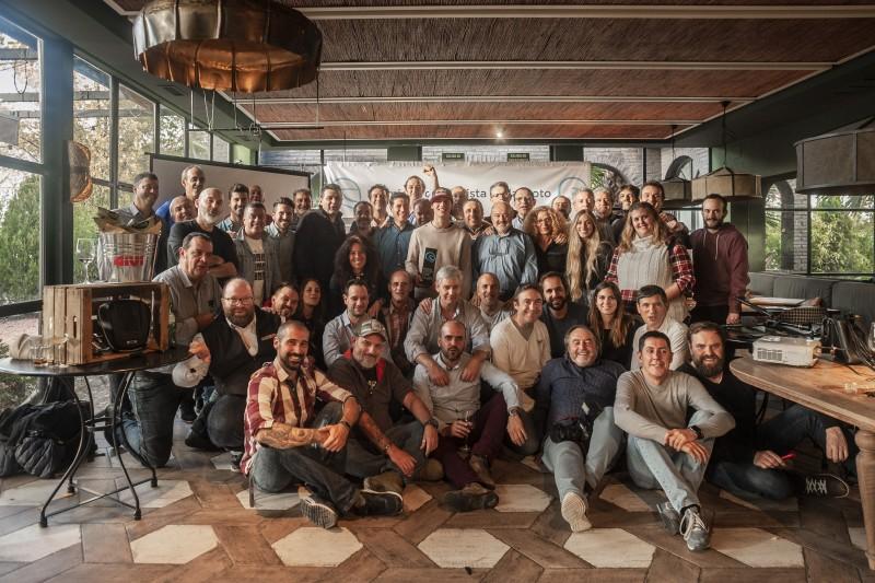 protagonista moto 2019 reunion periodistas noticia 1