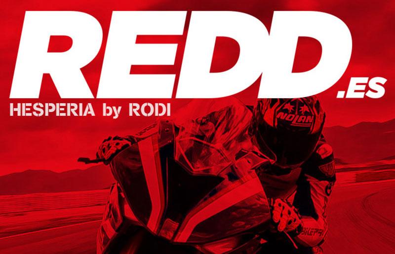 Llega REDD tras la fusión de Rodi Moto y Hesperia Internacional (image)